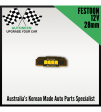 28mm Festoon White Hi-Performance LED Lamp