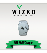 DUAL QUICK USB Wall Charger