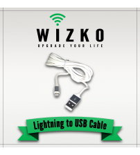 Lightening to USB Cable