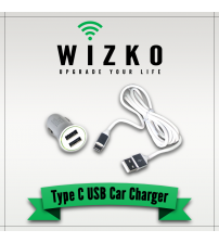 Type C USB Car Charger