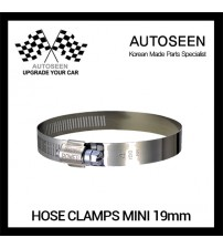 HOSE CLAMPS MINI 19mm