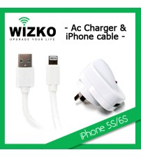 iPHONE AC CHARGER CABLE