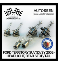 FORD TERRITORY SUV SX/SY 2002-