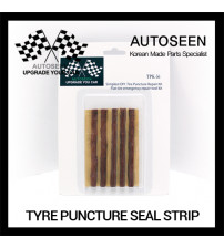 TYRE PUNCTURE SEAL STRIP (5pcs)