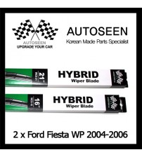 2 x Ford Fiesta WP 2004-2006