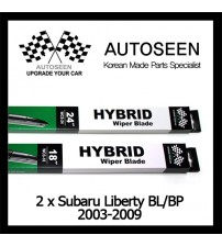 2 x Subaru Liberty BL/BP 2003-2009