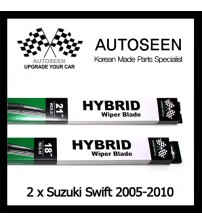 2 x Suzuki Swift 2005-2010