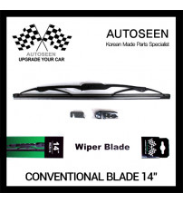 CONVENTIONAL BLADE 14""