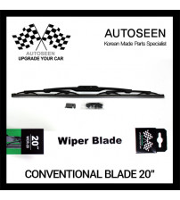 CONVENTIONAL BLADE 20""