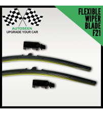 Flexible Wiper Blade with Multi Connector (F21 Connector)