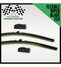 Flexible Wiper Blade with Multi Connector (F24 Connector)