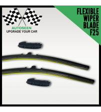 Flexible Wiper Blade with Multi Connector (F25 Connector)