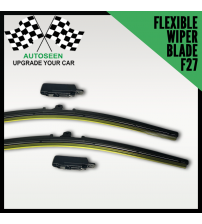 Flexible Wiper Blade with Multi Connector (F27 Connector)