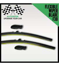 Flexible Wiper Blade with Multi Connector (F30 Connector)