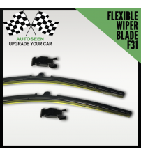 Flexible Wiper Blade with Multi Connector (F31 Connector)