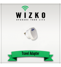 UNITED STATES 3 PIN TRAVEL ADAPTER TR-004